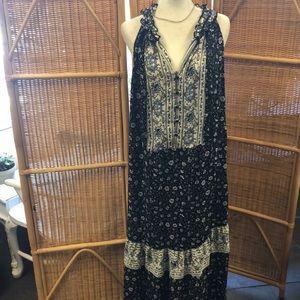 Bohemian dream dress sz  xl gorgeous print